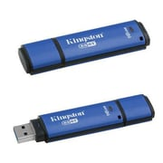Kingston® DTVP30AV DataTraveler® Vault Privacy 3.0 Anti-Virus 16GB USB 3.0 Flash Drive