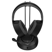 Klipsch® KG-300 Stereo Wireless Gaming Over-the-Head Headphones with Mic, Black