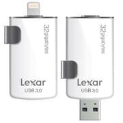Lexar™ LJDM20I JumpDrive® M20i 32GB USB 3.0 Flash Drive