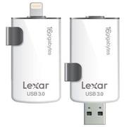 Lexar™ LJDM20I JumpDrive® M20i 16GB USB 3.0 Flash Drive