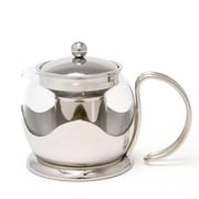 Lifetime Brands® Stainless Steel Le Teapot, 2 Cup (TM970000)