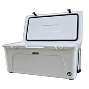 Mammoth Tiatn 130 qt. Heavy Duty Ice Cooler, White (MT125)