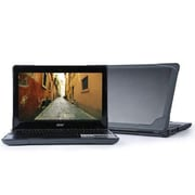 MAX CASES Gray TPU/Polycarbonate Extreme Shell for Acer C740 Chromebook (ACESC74011GRY)