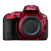 Nikon® D5500 DSLR Camera Body Only, Red