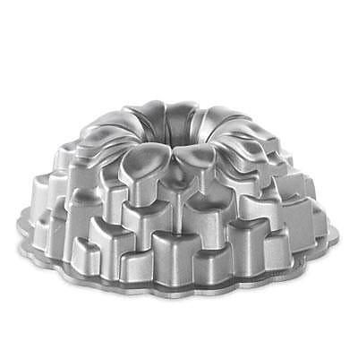 Nordicware Aluminum Blossom Bundt Pan, 10 Cup (87537) 2109814