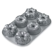 Nordicware® Aluminum Garland Bundt Pan, 6 Cup (54724)