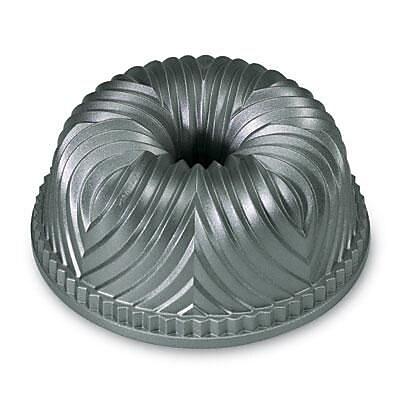 Nordicware Aluminum Bavaria Bundt Pan, 10 Cup (53624) 2109822
