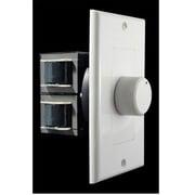 OSD Audio® SVC300 300 W Knob Style Volume Control, White/Ivory/Almond