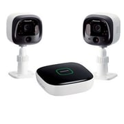 Panasonic KX-HN6002W DIY Indoor/Outdoor Home Surveillance Camera Kit