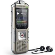 Philips DVT6500 Voice Tracer Digital Recorder, Champagne/Silver Shadow