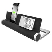 Quirky Inc. Converge PCVG4-BK01 4-Port USB Charging Station for iPad/iPhone, Black