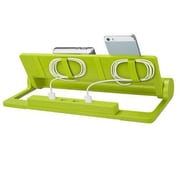 Quirky Inc. Converge PCVG3-GN01 4-Port USB Charging Station for iPad/iPhone, Green