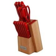 Ragalta™ PureLife™ 1.47 cu. ft. 13-Piece Knife Block Set, Red (PLKS-2111)