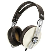 Sennheiser M2 OEI MOMENTUM Stereo Over-the-Head Headphones with Mic, Ivory