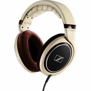 Sennheiser HD 598 Stereo Over-the-Head Headphones, Beige/Brown