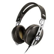 Sennheiser M2 OEI MOMENTUM Stereo Over-the-Head Headphones with Mic, Brown