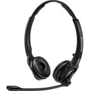 Sennheiser MB PRO 2 Stereo Bluetooth Over-the-Head Headphones, Black