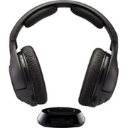 Sennheiser RS 160 Stereo Over-the-Head Headphones, Black