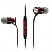 Sennheiser M2 Ieg MOMENTUM In-Ear Headset with Mic, Black/Chrome