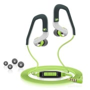 Sennheiser OCX 686i Sports Stereo In-Ear Earphones with Mic, Green