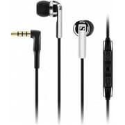 Sennheiser CX2.00i In-Ear Headset with Mic, Black