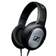 Sennheiser HD 201 Stereo Over-the-Head Headphones, Black