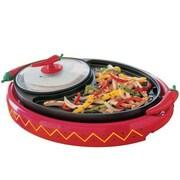 BELLA® El Paso Fajita Grill, Red (10002)
