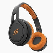 SMS Audio SMSONWDSPRT Sport Stereo Over-the-Head Headset with Mic, Orange