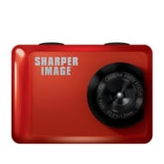 Southern Telecom Sharper Image SVC555 5 MP High Definition Digital Camcorder, 1.7 mm, Red