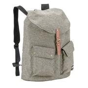 Spy Collective Vista Sand Polyester Flip Top Laptop Backpack (SW-YB5006)