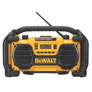DeWalt® Workstation Radio with Built-in Charger & Auxiliary Port (DC012)