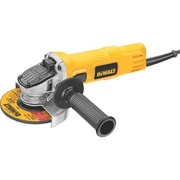 "DeWalt® Slide Switch Small Angle Grinder, 4 1/2"" (DWE4011)"