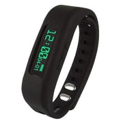 Supersonic® Power X Fitness Wristband with Bluetooth, Black (SC62SW)