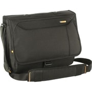 "Targus® Meridian II Black Nylon Messenger Case for 15.6"" Notebook (TSM091US)"