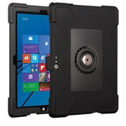 The Joy Factory CWM100 aXtion Edge M Silicone Case for Microsoft Surface Pro 3, Black