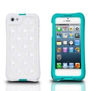 The Joy Factory aXtion Go Carrying Case for iPhone 5, Turquoise (CWD106)