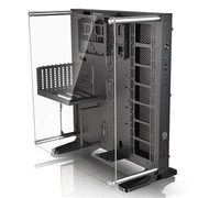 Thermaltake® Core P5 Green Edition Mid-Tower Computer Chassis, 4xBay, for Mini ITX/ATX Motherboard (CA-1E7-00M1WN-00)