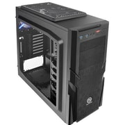 Thermaltake® Commander G41 Window Mid-Tower Computer Chassis, 9xBay, for Micro ATX/ATX Motherboard (CA-1B4-00M1WN-00)