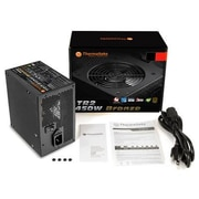 Thermaltake® TR2 Power Supply, 450 W, for Intel ATX 12V v2.3 Motherboard (PS-TR2-0450NPCB-B)