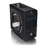 Thermaltake® Versa H23 Window Mid-Tower Computer Chassis, 8xBay, for Micro ATX/ATX Motherboard (CA-1B1-00M1WN-01)