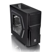 Thermaltake® Versa H21 Window Mid-Tower Computer Chassis, 9xBay, for Micro ATX/ATX Motherboard (CA-1B2-00M1WN-00)