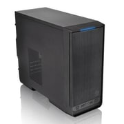 Thermaltake® Suppressor F1 Window Mini Computer Chassis, 9xBay, for Mini ITX Motherboard (P/N: CA-1E6-00S1WN-00)