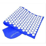 Trimax Sports Zenzation Athletics Acupressure Mat and Carry Bag, Blue (WTE10452)
