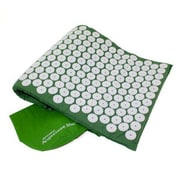 Trimax Sports Zenzation Athletics Acupressure Mat and Carry Bag, Green (WTE10452)