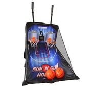 "Triumph Sports USA ""Run n Gun"" Over the Door 2 Player Basketball Game Set with Carry Bag (456826)"
