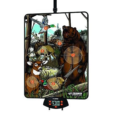 """""Triumph Sports USA """"""""Open Season"""""""" Over the Door Bow Hunt Game Set (212017)"""""" 2111551"