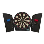 "Triumph Sports USA ""Vector"" Electronic Dartboard and Cabinet Set (182018)"