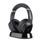 Turtle Beach TBS339001R Elite 800 Surround Bluetooth Over-the-Head Refurbished Gaming Headset with Mic, Black