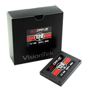 VisionTek® Go Drive Low Profile 900511 120GB SATA III Internal Solid State Drive