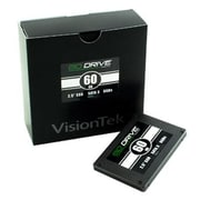 VisionTek® Go Drive Low Profile 900510 60GB SATA III Internal Solid State Drive